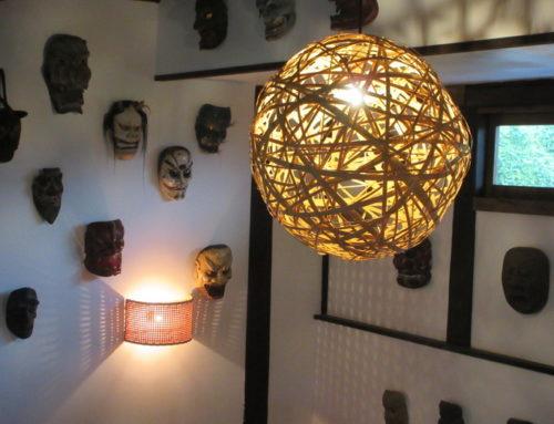 空想の森美術館照明製作